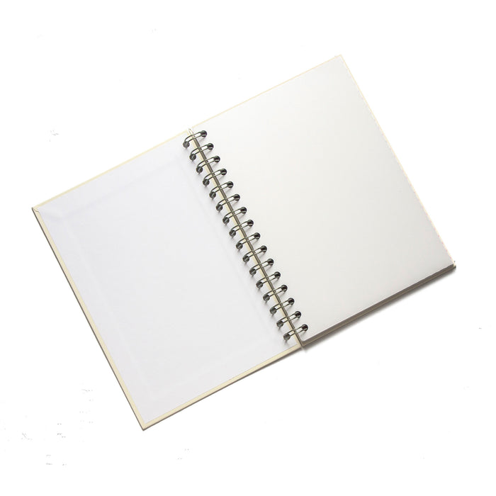 Personalised Wire Bound Note Books - Style F