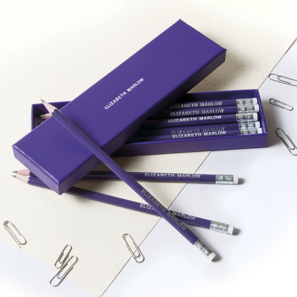 HB Hexagonal Pencil in a Box