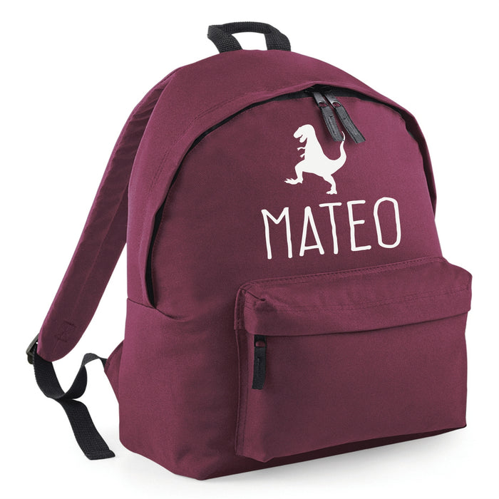 Backpack Printed with Name