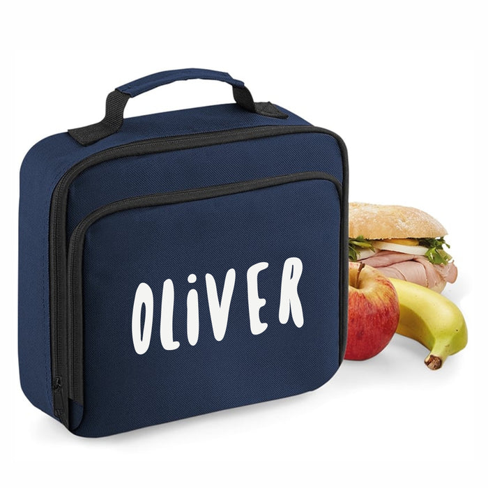 Lunch Bag Printed with Name