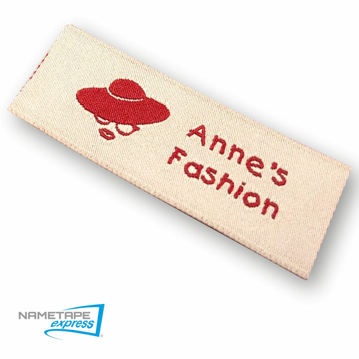 Premier Custom Woven Garment Labels