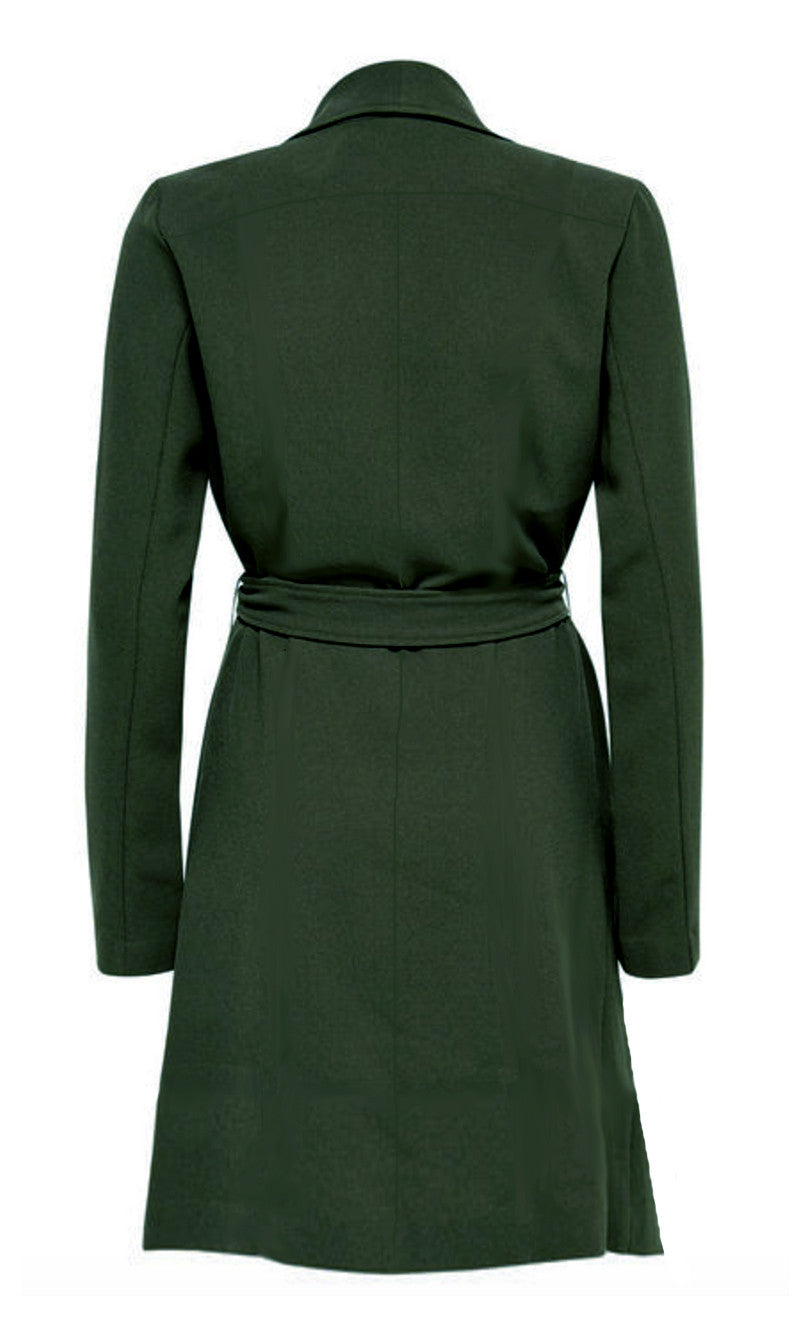 Kendall Coat - forest green