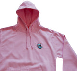 Bubble Gum Hooded Sweater