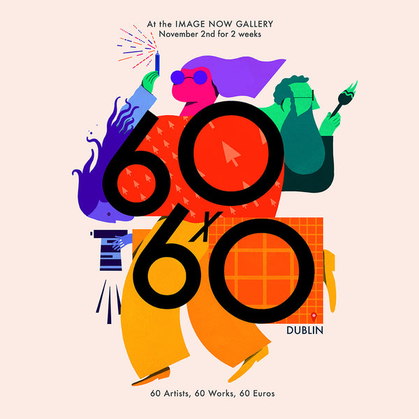 60BY60 Exhibition Artwork