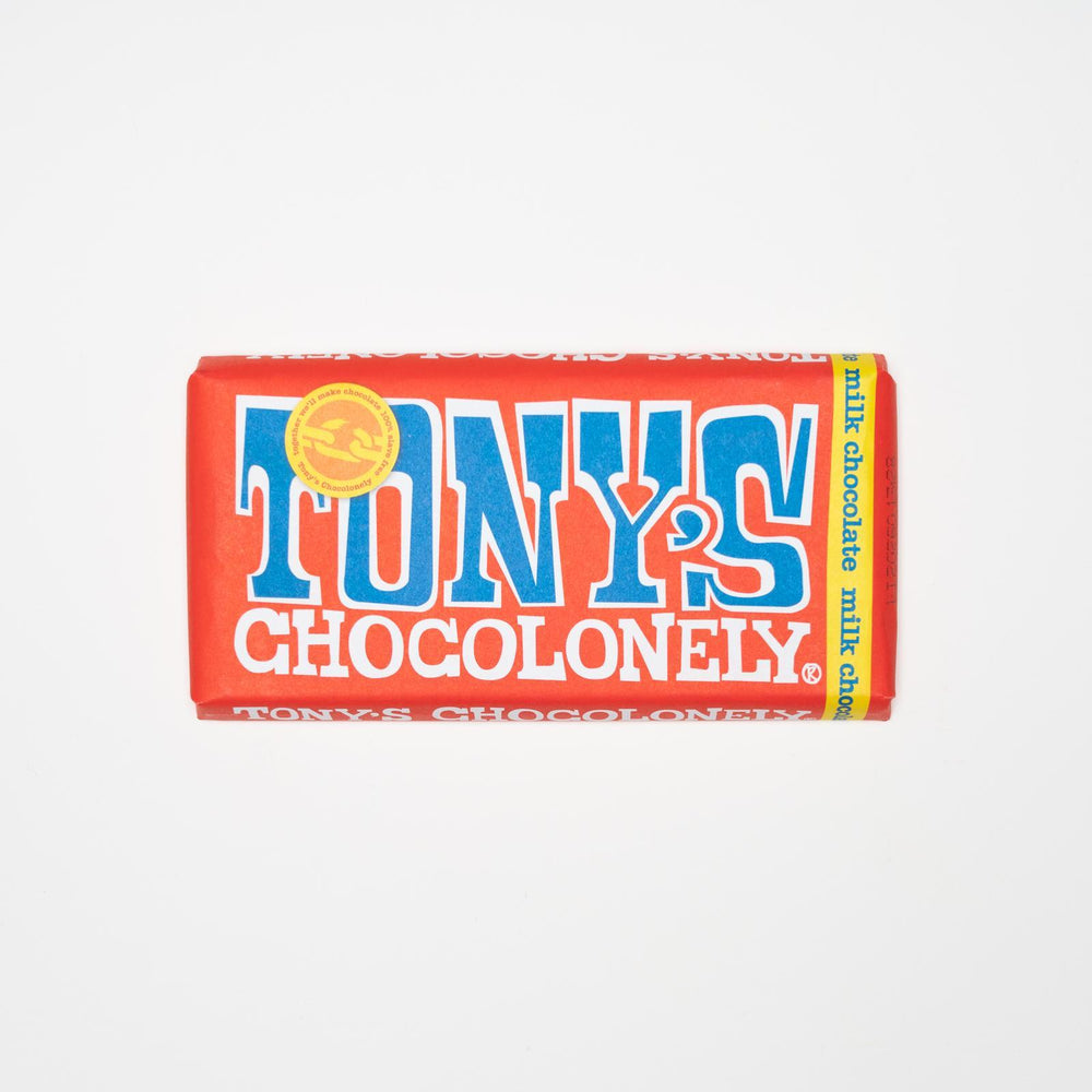 Tony's Chocolonely - Milk Chocolate