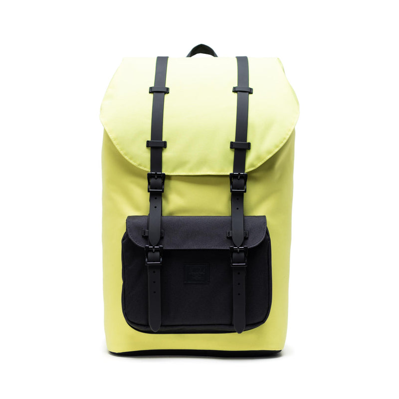 Herschel Supply Co: Little America Backpack (Highlighter Yellow) - Hen's Teeth Store