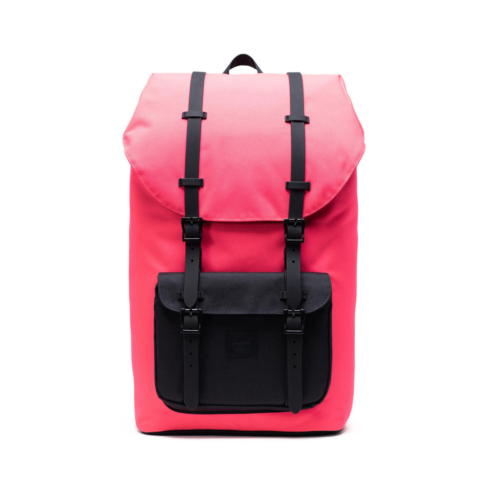 Herschel Supply Co: Little America Backpack (Neon Pink)