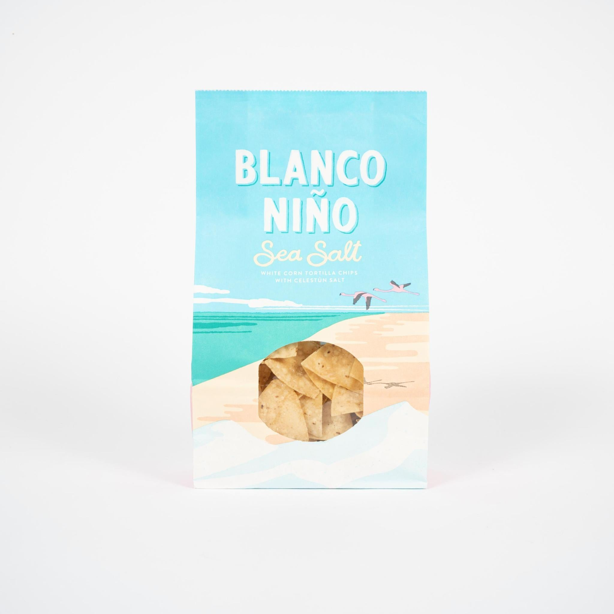 Blanco Niño Tortilla Chips