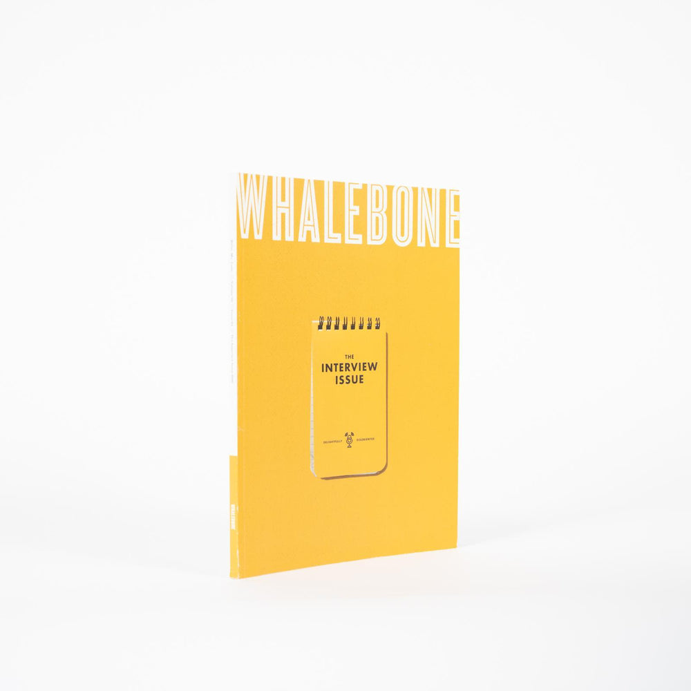 Load image into Gallery viewer, Whalebone Magazine - The Interview Issue: Vol 6 - Issue 5