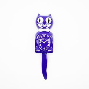 Load image into Gallery viewer, Kit Cat Klock - Ultra Violet