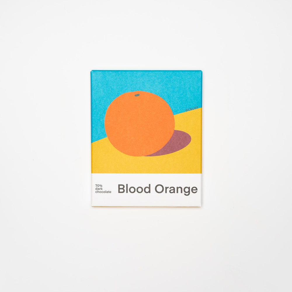 Ocelot Chocolate - Blood Orange