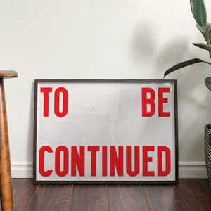 Ben Grandgenett: To Be Continued
