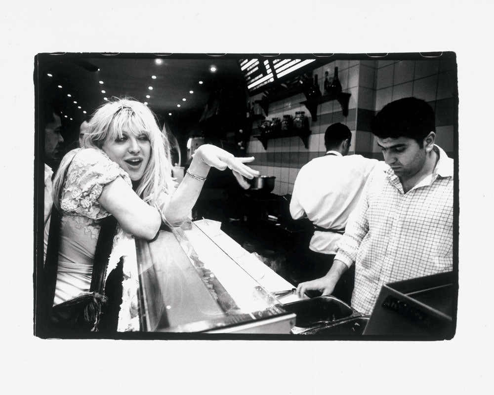 Courtney Love, London 2002 by BP Fallon