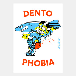 Gavin Connell: Dento Phobia - Hen's Teeth Store