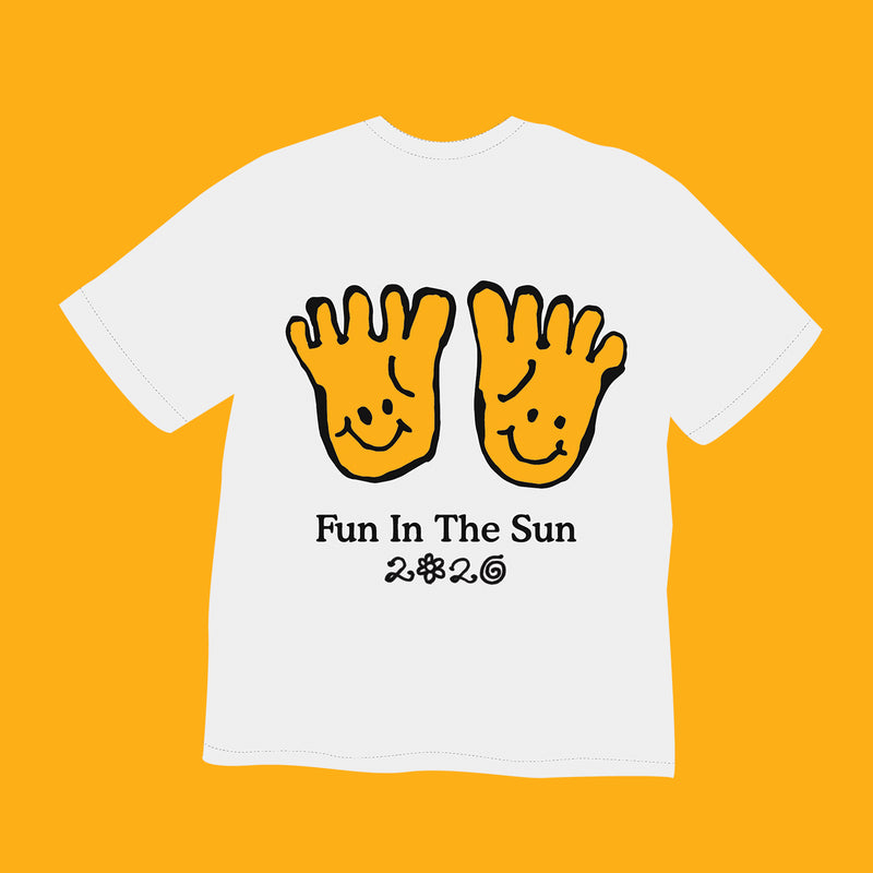Fun in the Sun Tee by Hen's Teeth - Hen's Teeth Store
