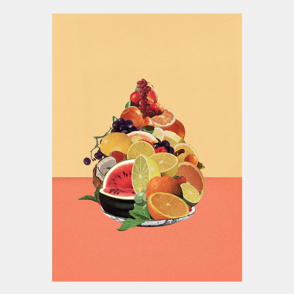 Dewey Saunders: Fruit Feast