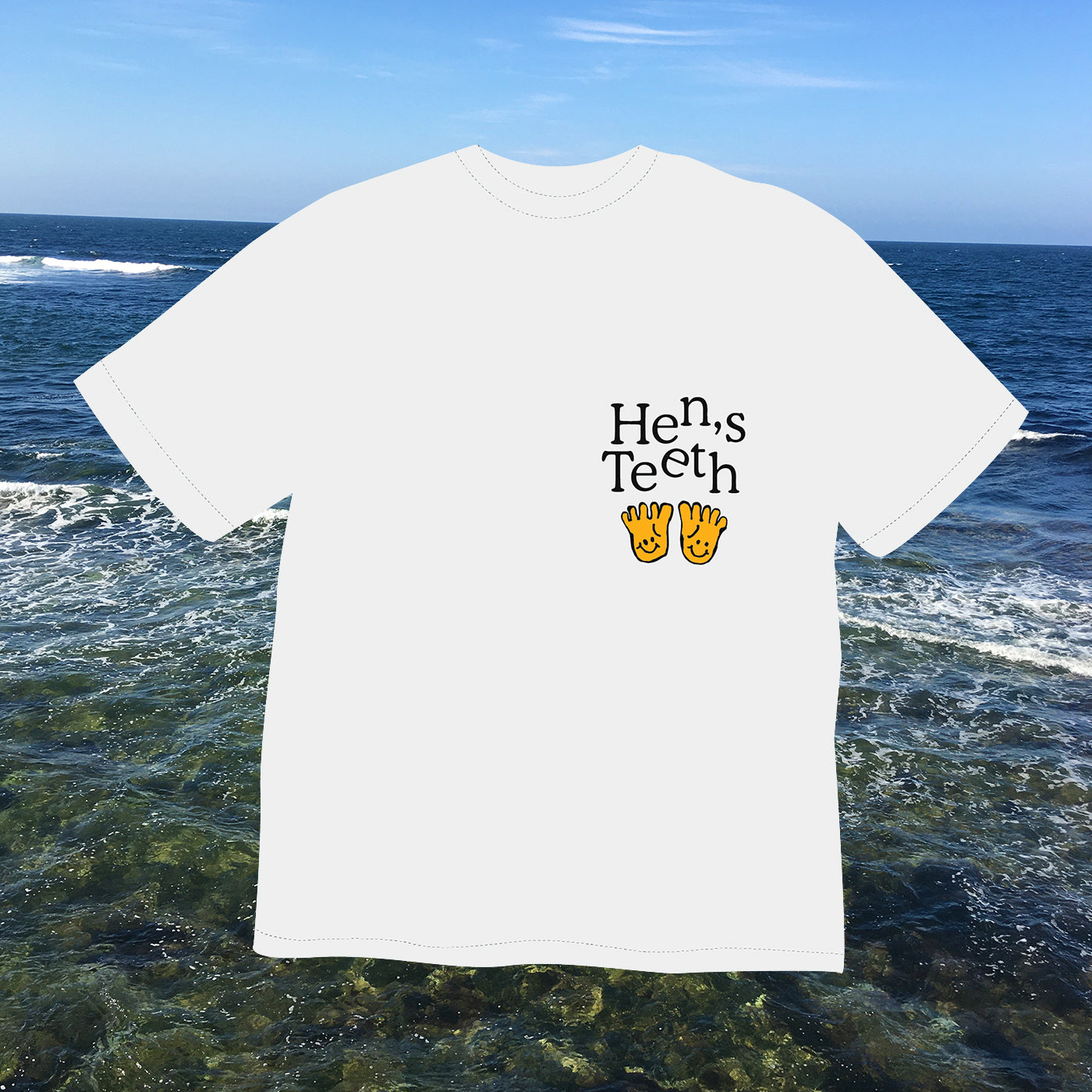 Hen's Teeth: Fun in the Sun Tee - Hen's Teeth Store
