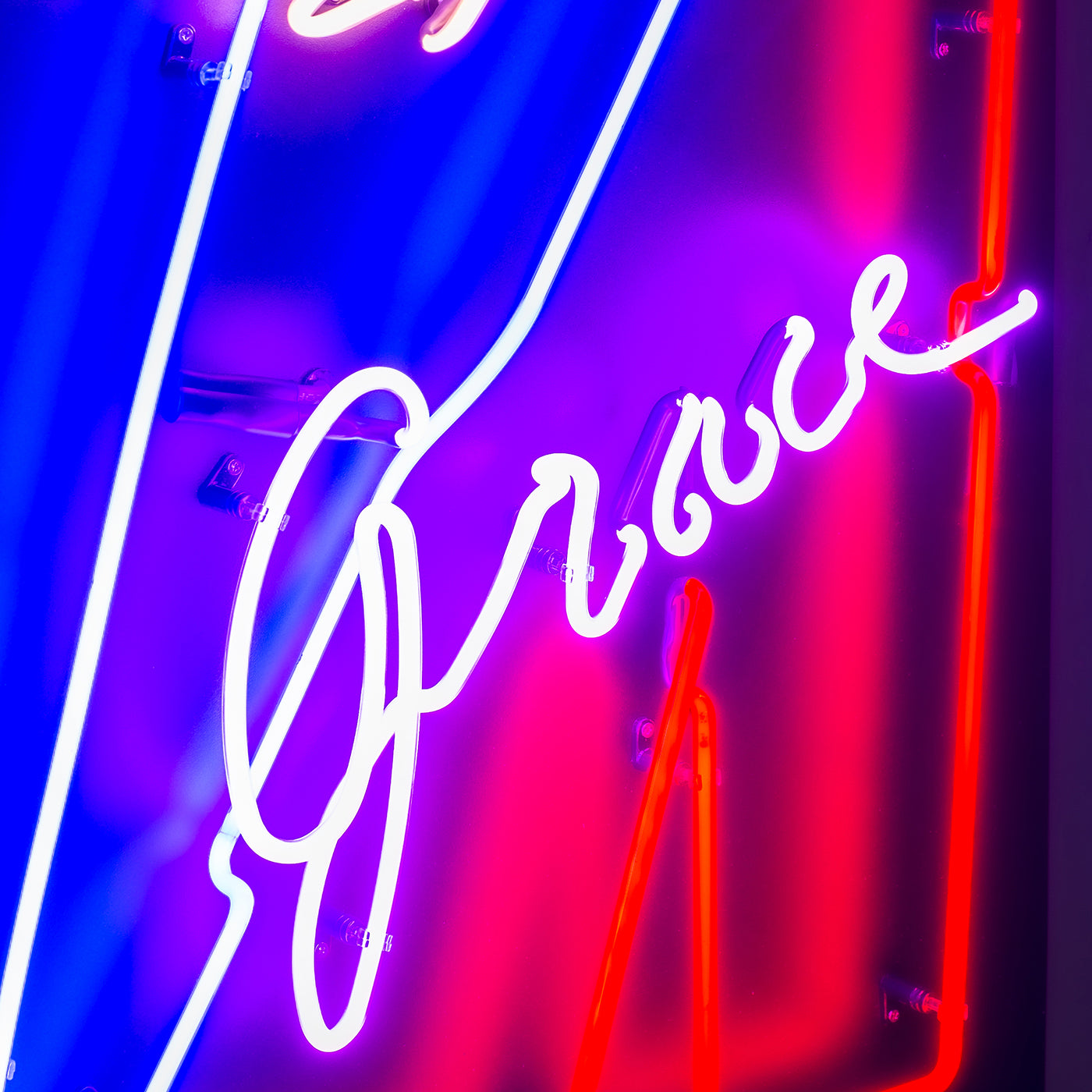 Grace: Honey Dijon x Marina Esmeraldo: Black Girl Magic - Neon - Hen's Teeth Store