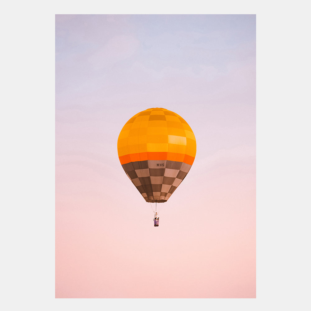 Marie Valencia - Hot-Air Balloon (AWA x Hen's Teeth)