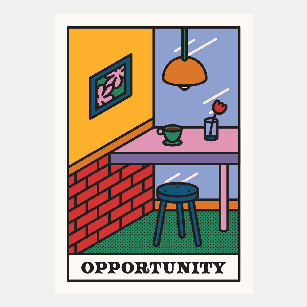 Jacob Burrill - Opportunity