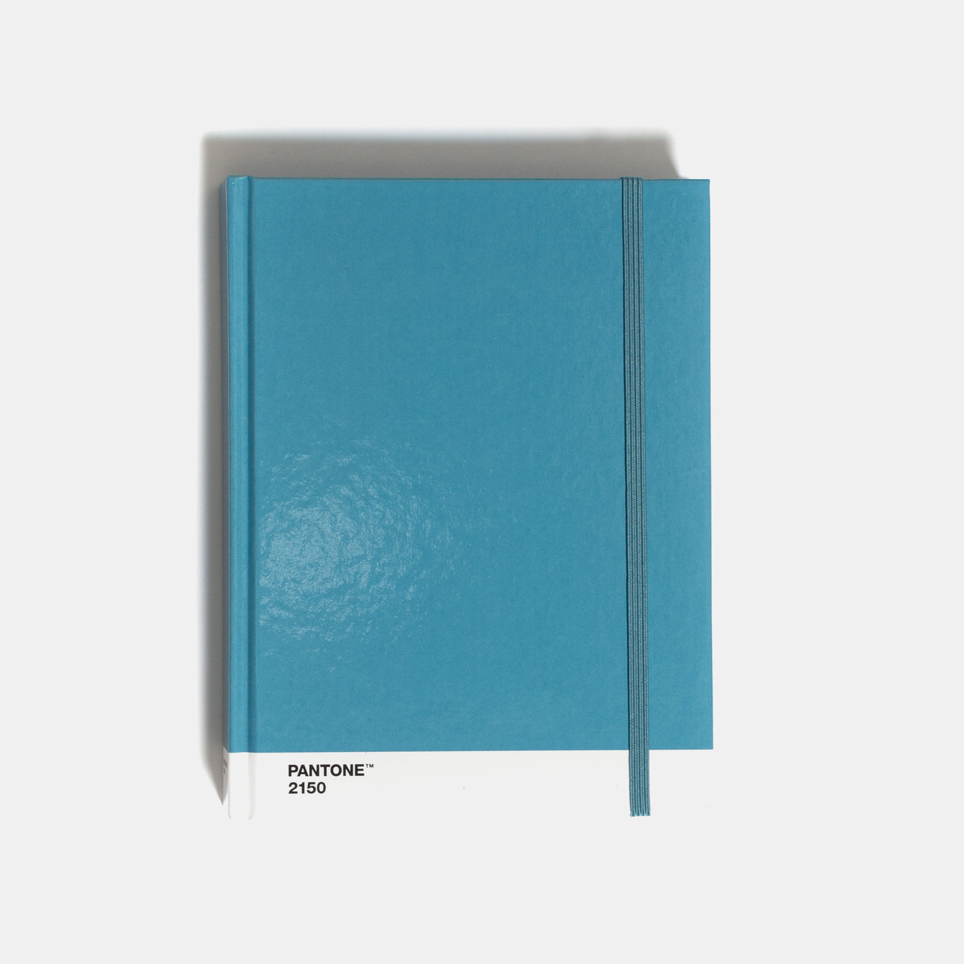 Pantone: Large Notebook (Blue 2150) - Hen's Teeth Store