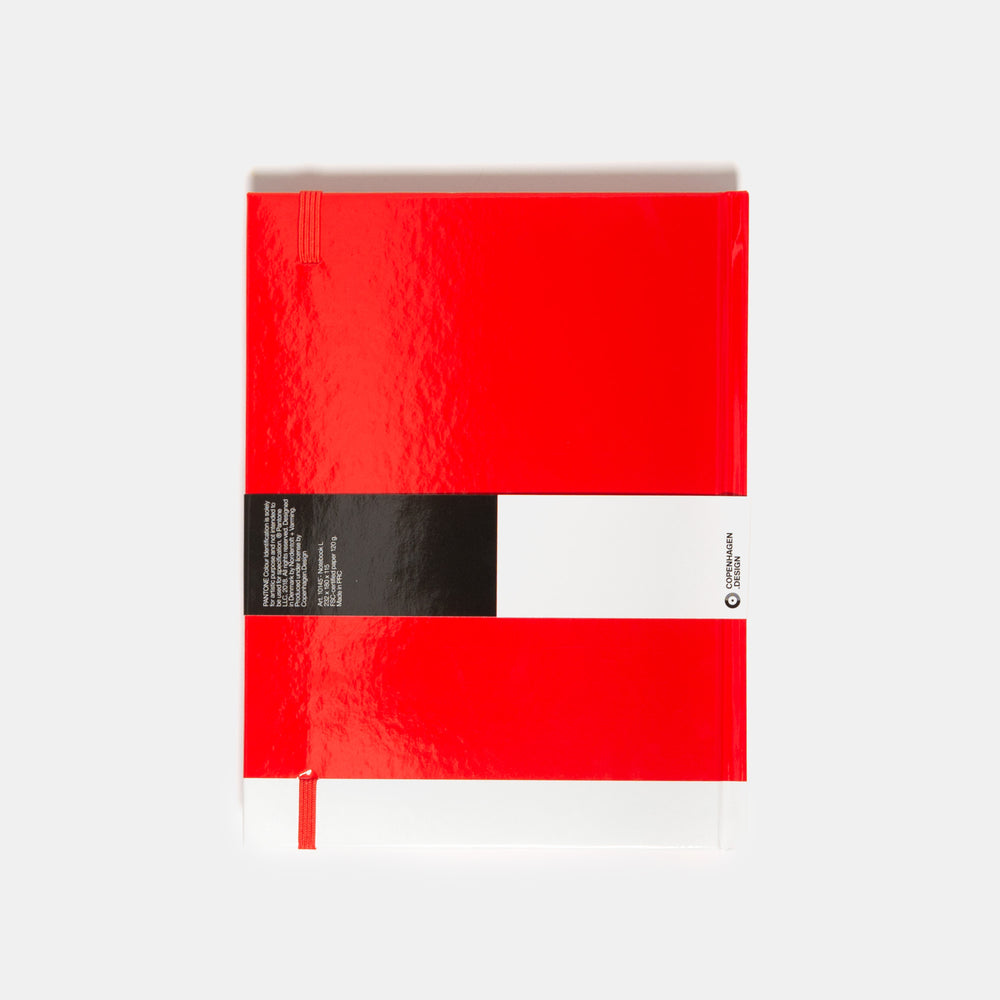 Load image into Gallery viewer, Pantone: Large Notebook (Red 2035) - Hen's Teeth Store