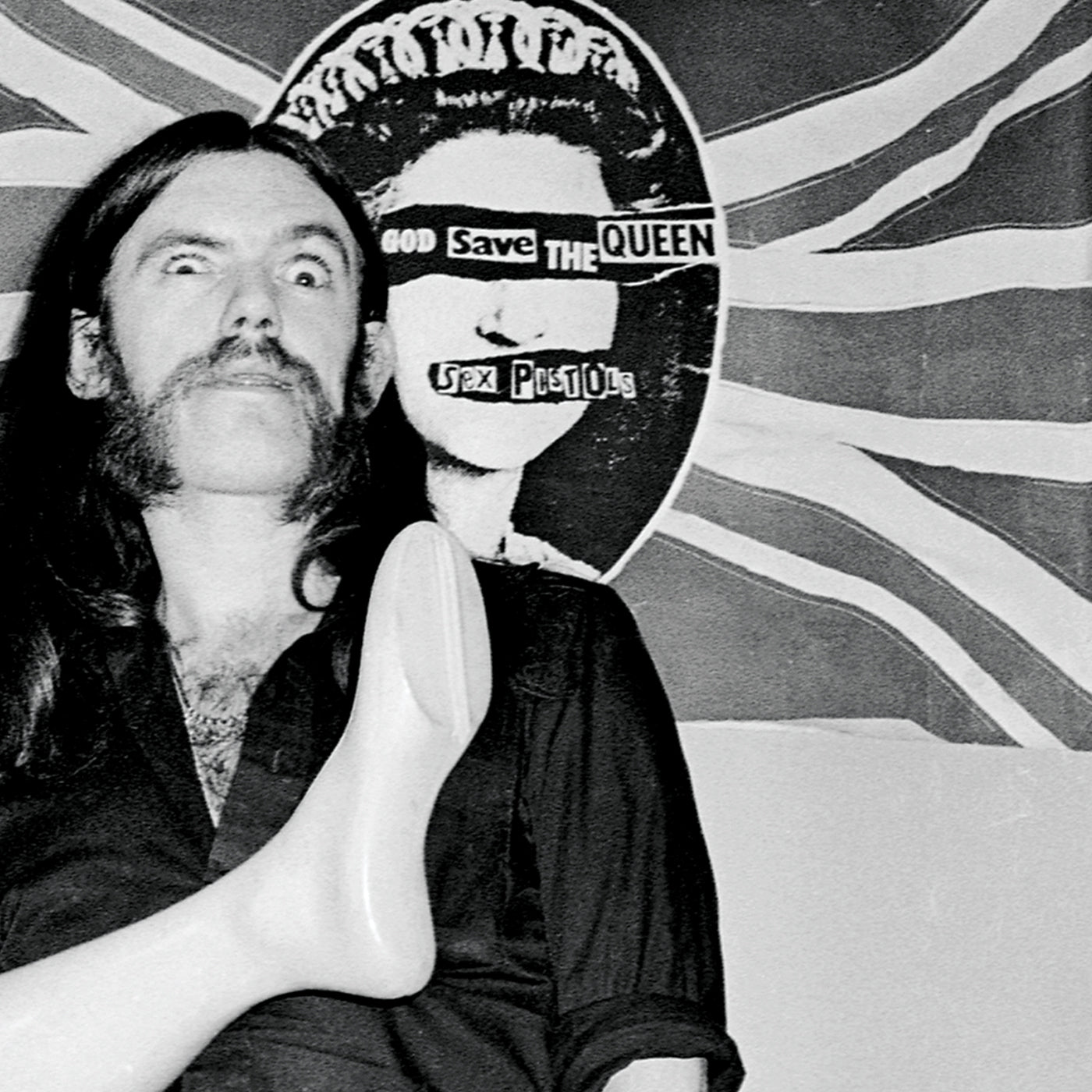 BP Fallon: Lemmy at home (London 1978) - Hen's Teeth Store