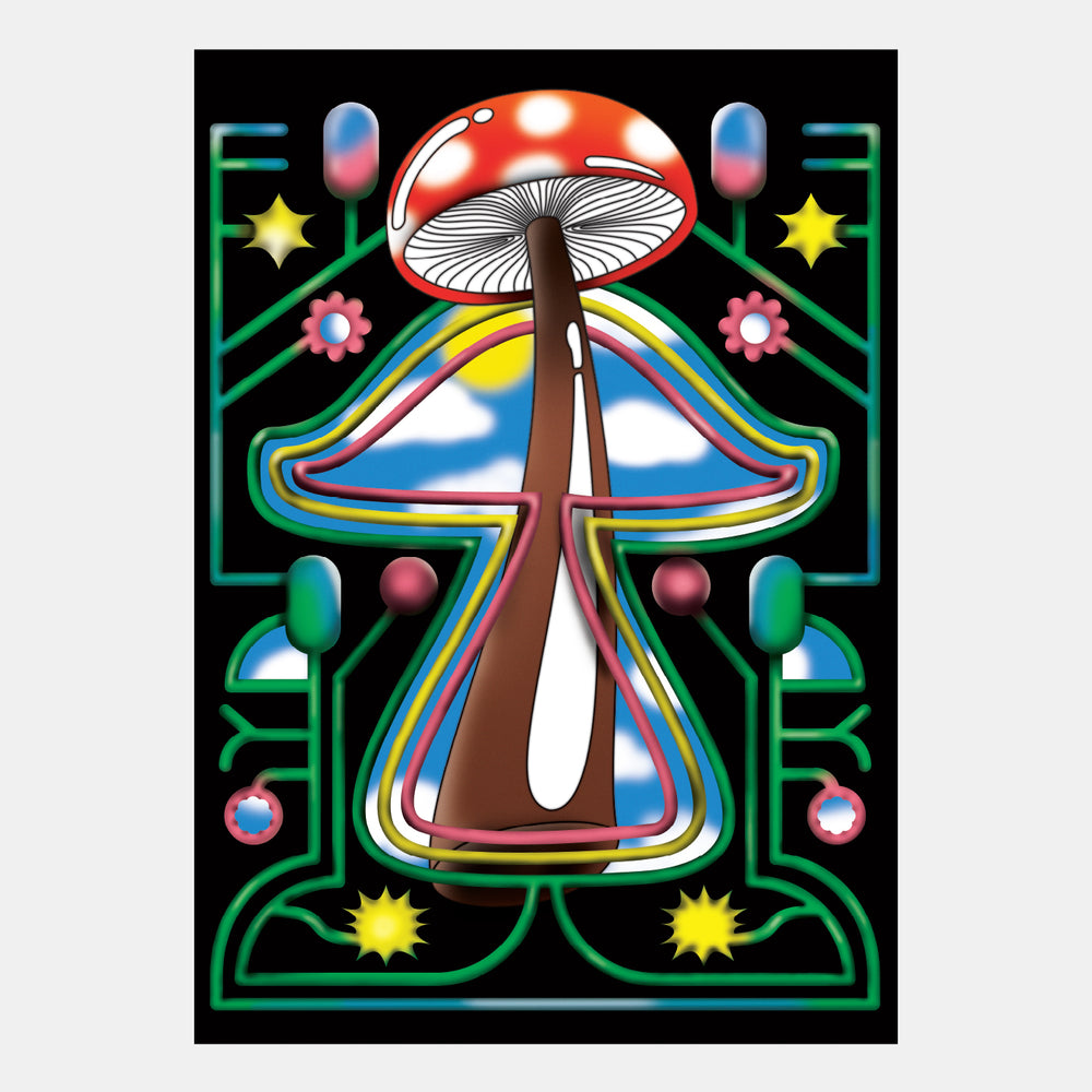 Load image into Gallery viewer, Molly Rose Dyson: The Mushroom Key - Hen's Teeth Store