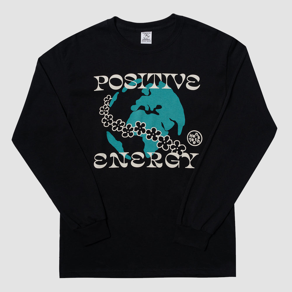 Hen's Teeth x BEAMS - Positive Energy