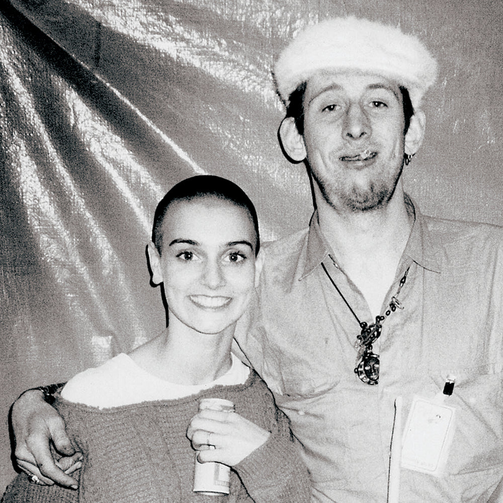 Load image into Gallery viewer, BP Fallon: Sinead O'Connor & Shane MacGowan (Holland 1988) - Hen's Teeth Store