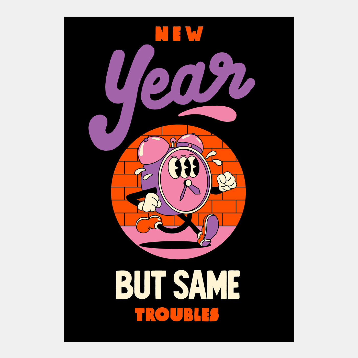 Yeye Weller: Same Troubles - Hen's Teeth Store