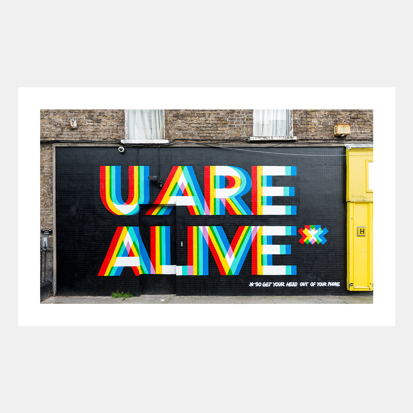 Maser & Aches: U Are Alive - Hen's Teeth Store