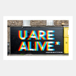 Maser & Aches: U Are Alive