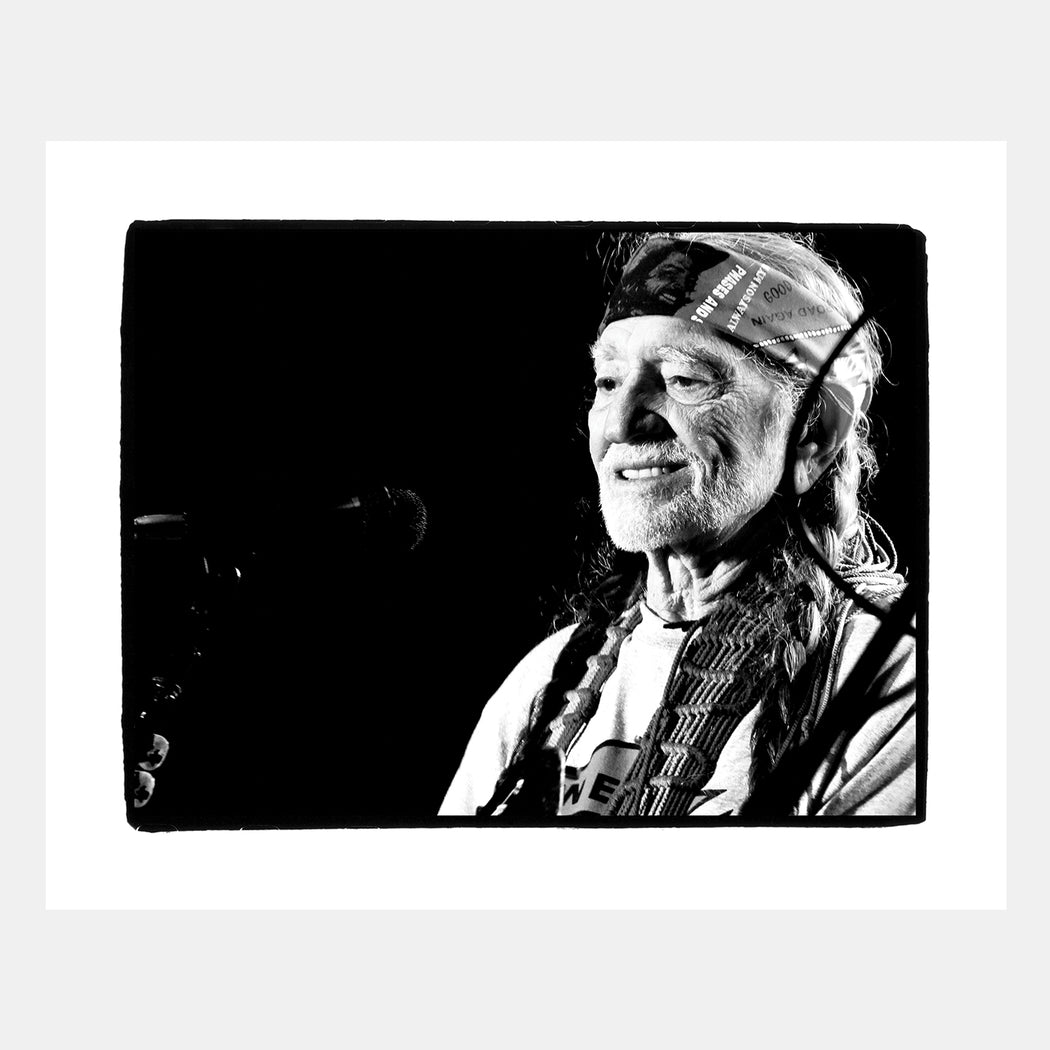 Willie Nelson, Texas 2013 by BP Fallon