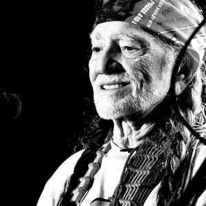 BP Fallon: Willie Nelson (Texas 2013) - Hen's Teeth Store