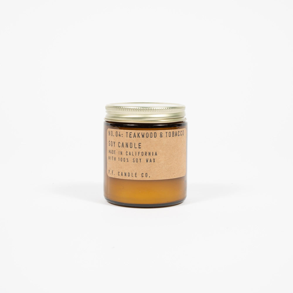 P.F. Candle Co - Teakwood & Tobacco