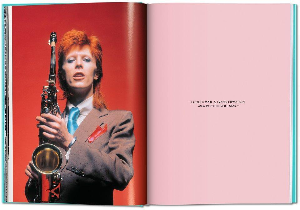 Mick Rock. The Rise of David Bowie. 1972-1973