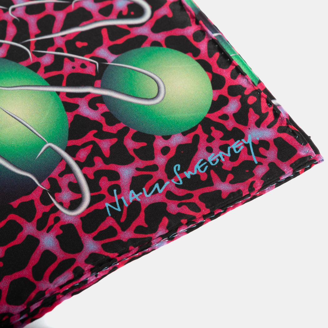 Niall Sweeney: Event Horizon Silk Scarf