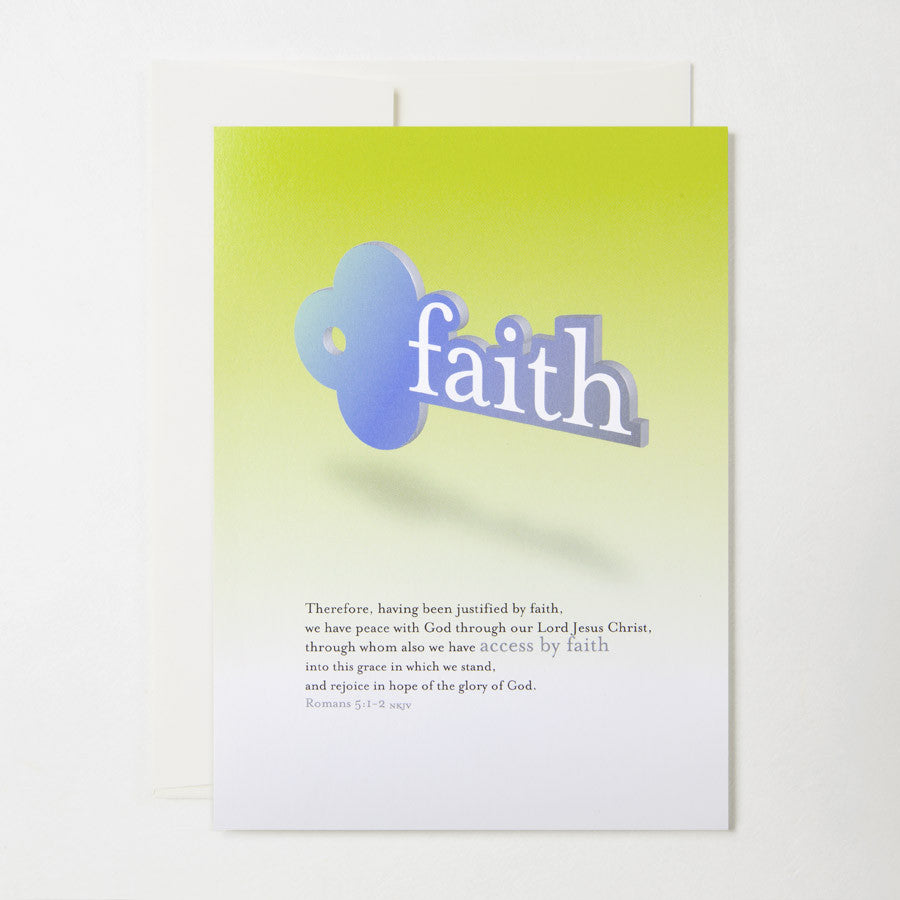 Faith is...  [Set]