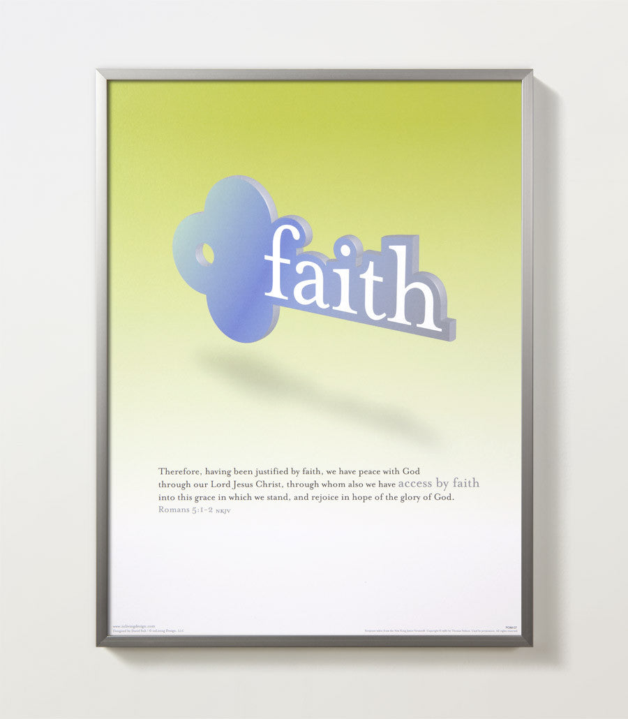 access by faith