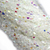 Chinese Glass Crystal, Bicone, Crystal AB, 6mm, 45 pcs per strand