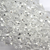 Chinese Glass Crystal, Bicone, Crystal, 8mm, 40 pcs per strand