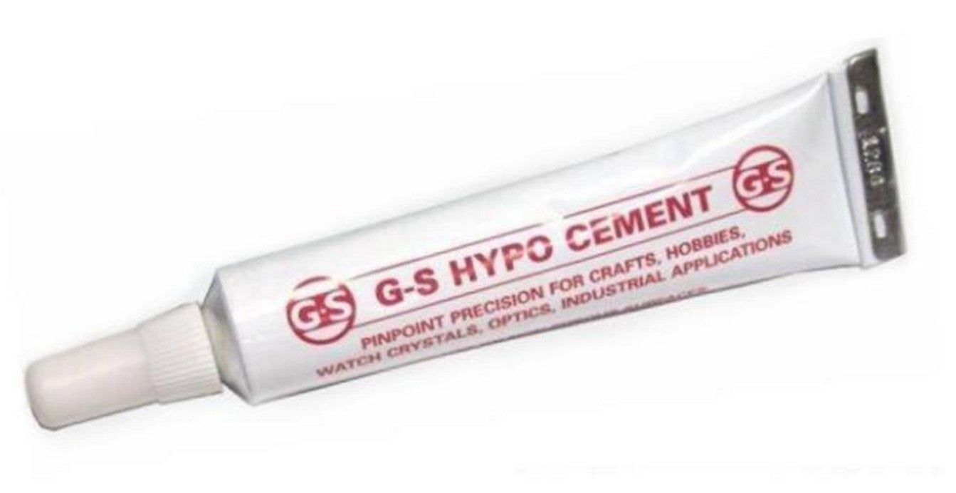 G-S Hypo Cement Glue - 9ml