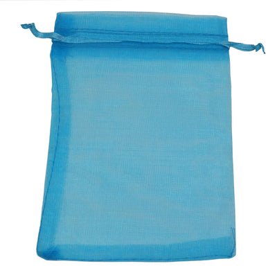 Tools, Small Organza Fabric Bags, 12cm x 9cm, Available in 12 Colors, Bundle of 100