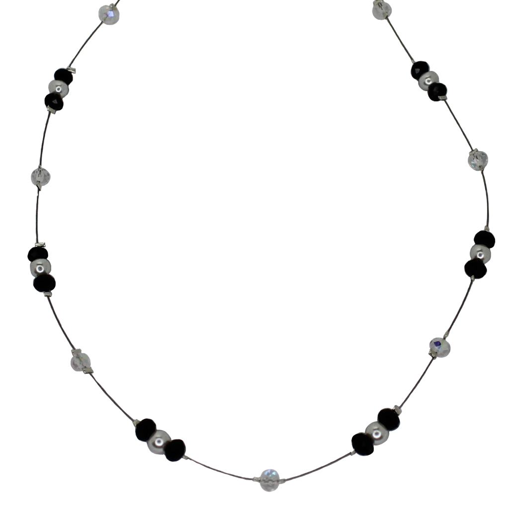 Beadfest Zoom Class, Illusion Necklace, Nov 29 @ 1:30 PM