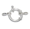 Clasp, Anchor Clasp, Sterling Silver, 15mm, 1pc