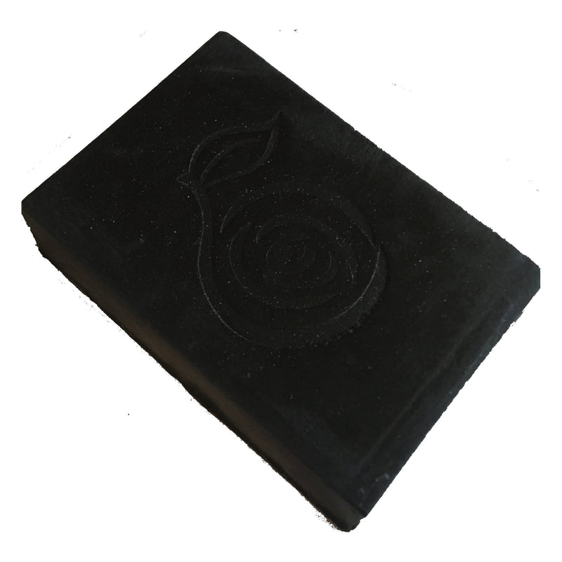 Charcoal Beauty Bar from Apple Rose Beauty natural and organic skin care and organic beauty