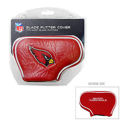 NFL Arizona Cardinals Blade Putter Cover Golf Headcover Course Club Bag