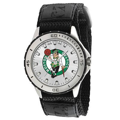 NBA Boston Celtics Wrist Watch Veteran Series Game Time Stainless Steel
