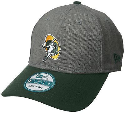 "NFL Green Bay Packers ""The League"" 9forty Historic Gray Hat New Era 940 Cap"